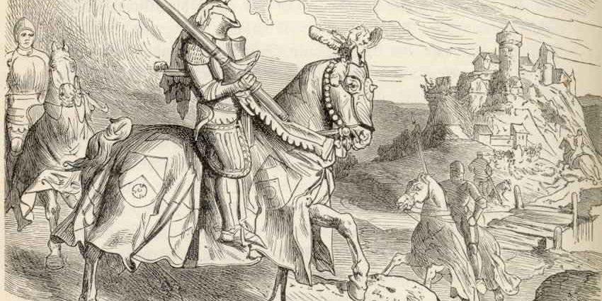 Гравюра в средние века 1