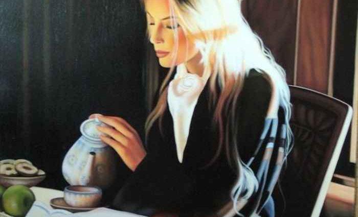 Итальянский художник. Sandra Vandelli 1
