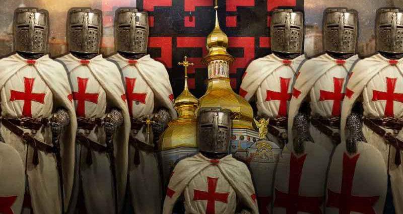 Иконописцы во времена крестоносцев 1