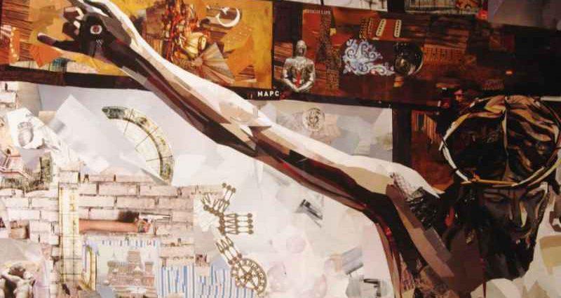 На набережной города Катания появились граффити высотой с десятиэтажное здание 1