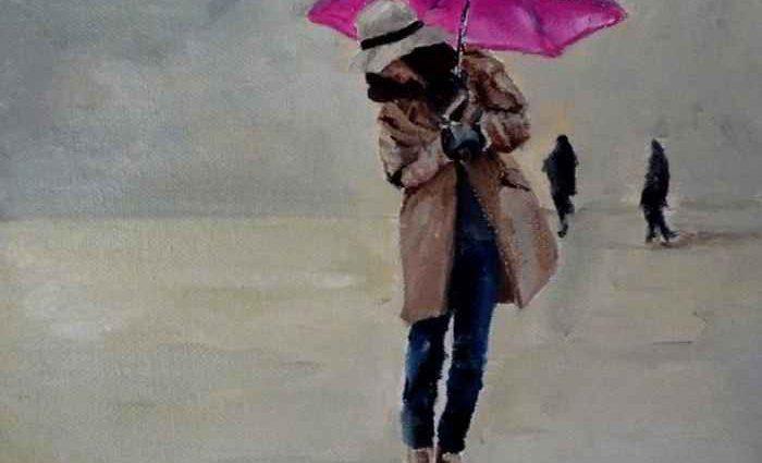 Французский художник. Sylvie Gehring 1