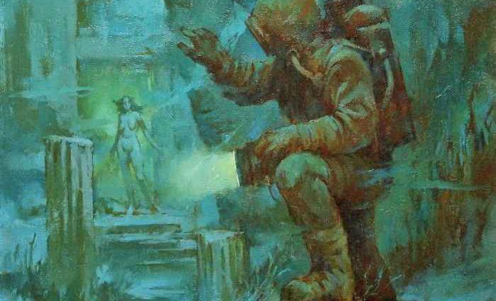 Американский художник. Ted Smuskiewicz 1