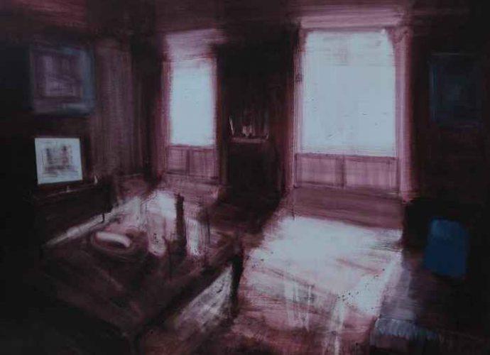 Итальянский художник. Tina Sgro 25