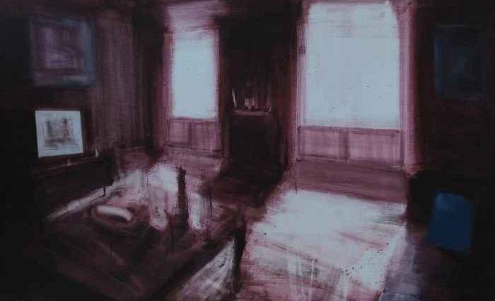 Итальянский художник. Tina Sgro 1