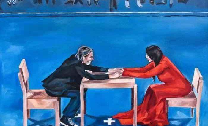 Мир искусства. Sasha Robinson 1