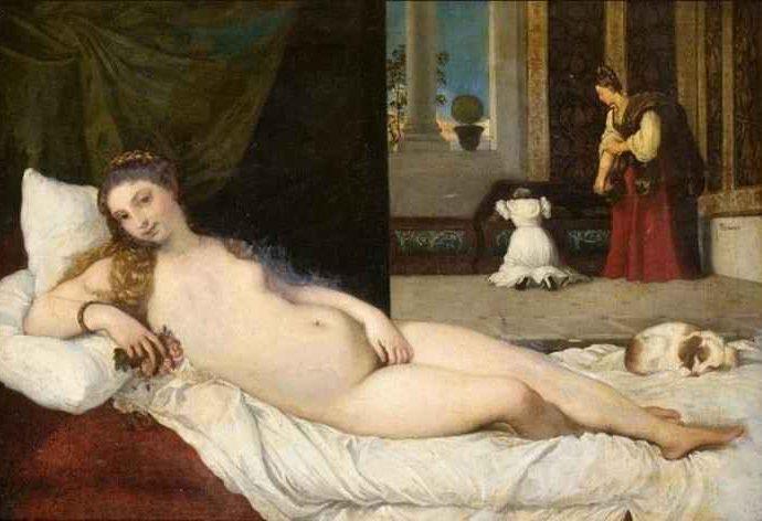 Картины о любви и браке в эпоху итальянского Возрождения 31