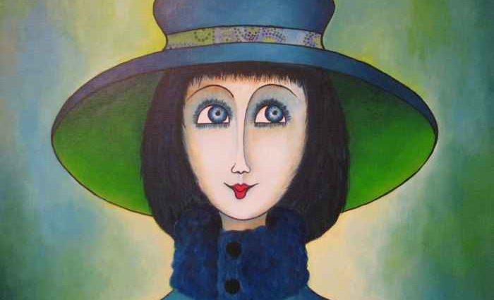 Французский художник. Veronique Clanet 1