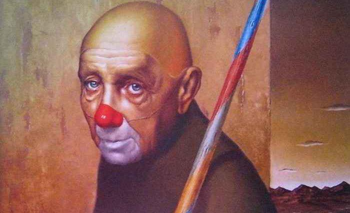 Болгарский художник. Volodya Kenarev 1