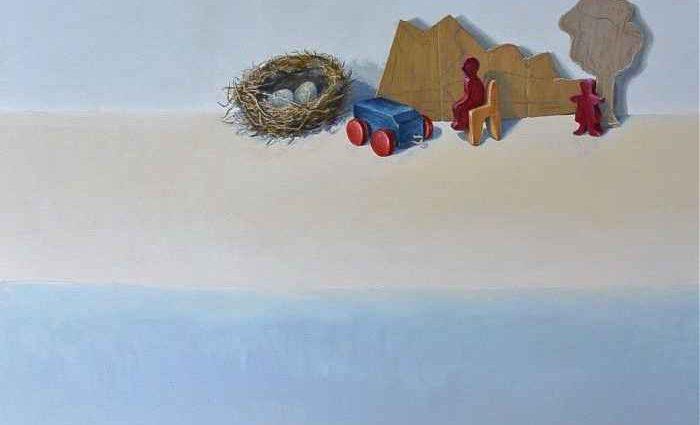 Немецкий художник. Wolfram Diehl 1