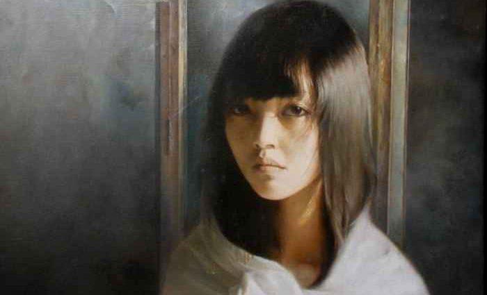 Китайский художник. Zhu Kai 1
