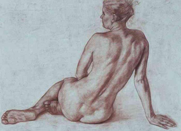 Художник и скульптор. Amour-1 36