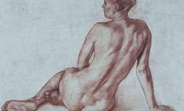 Художник и скульптор. Amour-1 1
