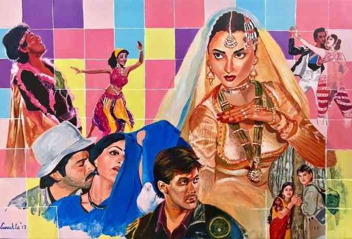Свидание с разнообразием Индии. Anukta M Ghos 7