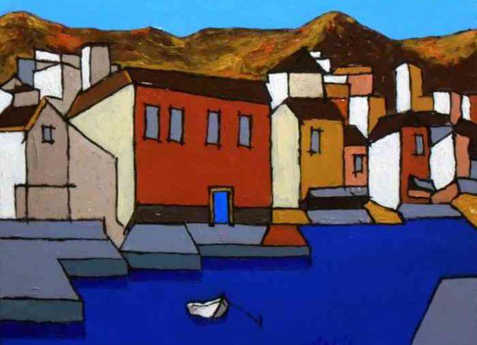 Армянский художник. Arthur Isayan 72