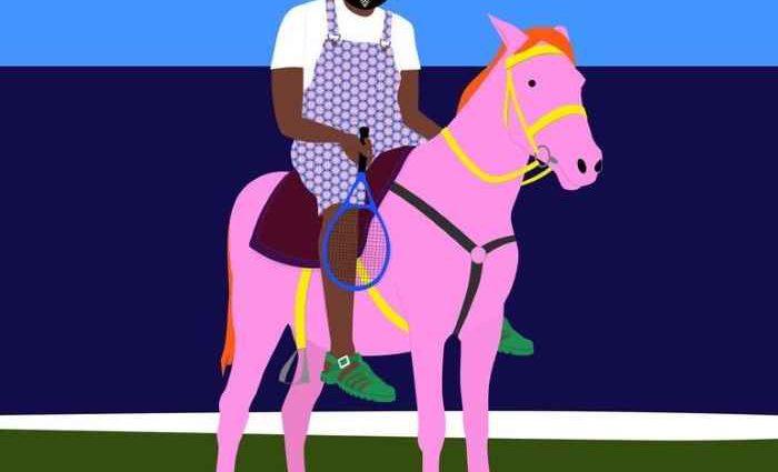 Яркий пост-поп-стиль. Dennis Osadebe 1