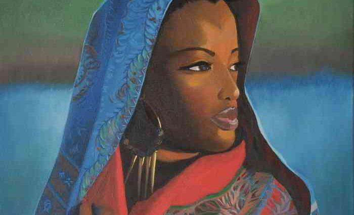 Бразильский художник. Doracy Freitas 1