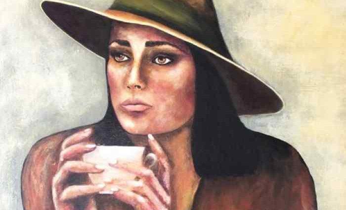 Влечение к живописи. Eva Pelles 1