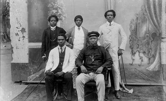 История фотографии в Западной Африке (1860–1910) 1