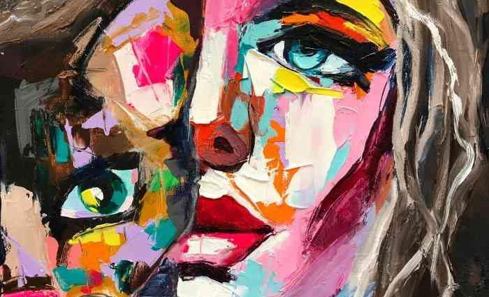 Французский художник. Lina Redford 1