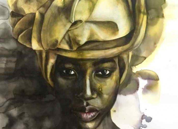 Французский художник-самоучка. MadB 19