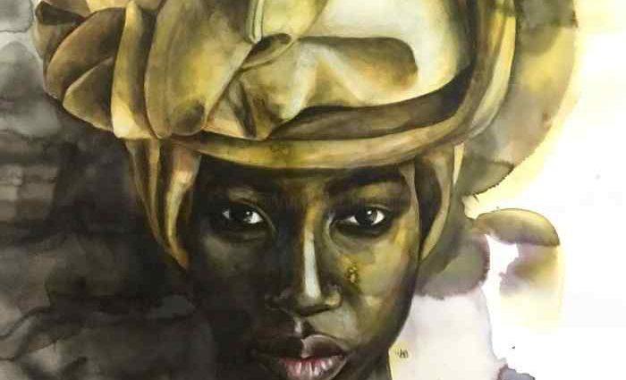 Французский художник-самоучка. MadB 1
