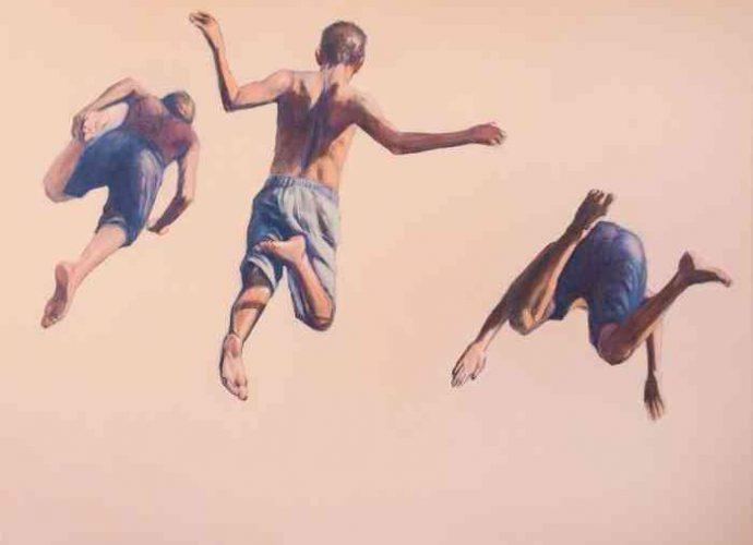 """Динамика, """"скрытая"""" внутри статичной фигуры. Nata Zaikina 13"""