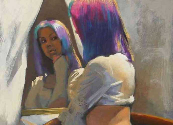 Реалистичные женские образы. Peter Orrock 16+ 4