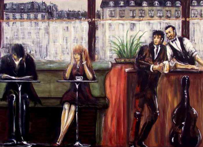 Музыка, танцы, спорт и атмосфера ночного города. Philip Gaida 11