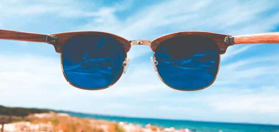 Искусство красоты - солнечные очки 1