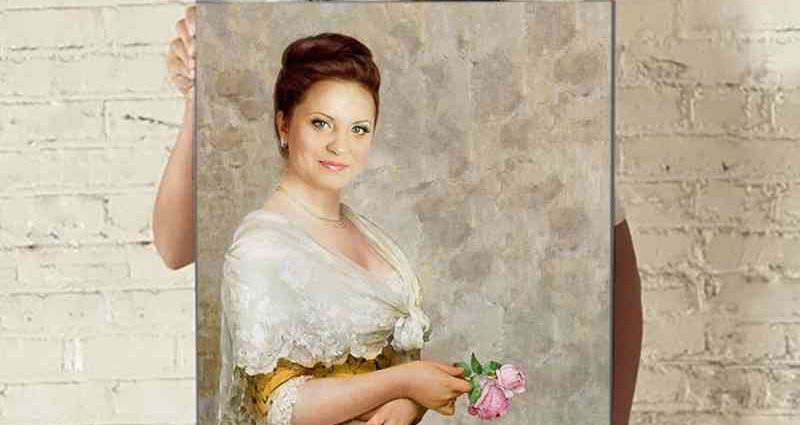 Заказываем портреты по фото на moy-portret.ru 1