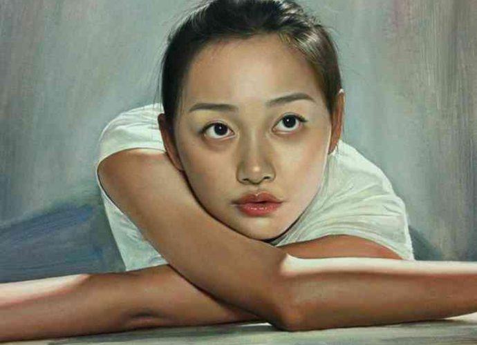 Китайский художник. Wang Niandong 22