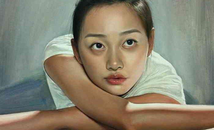 Китайский художник. Wang Niandong 1