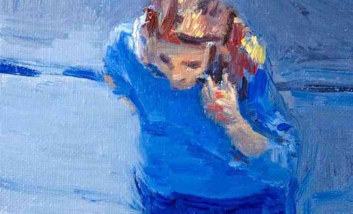 Пиксельный импрессионизм. Warren Keating 1