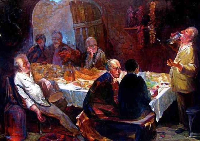 Грузинский художник. Zurab Janiashvili 30
