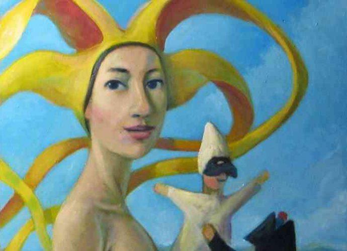 Итальянский художник. Claudio Giulianelli 7