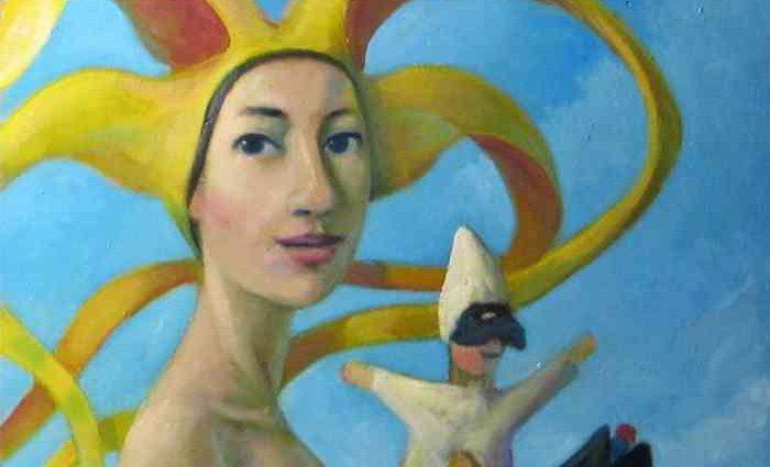 Итальянский художник. Claudio Giulianelli 1