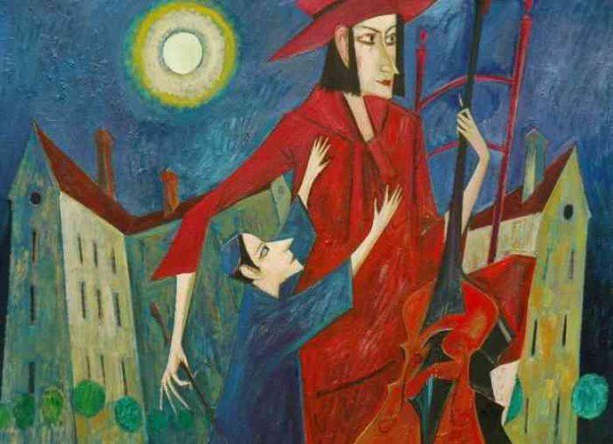 Польский художник. Iwan Kulik 4