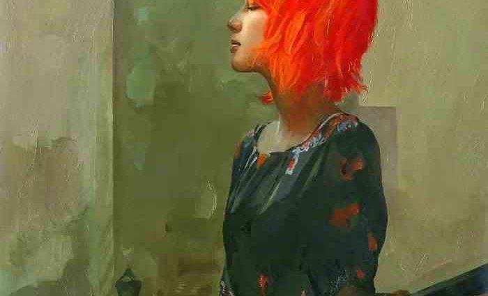 Американский художник. Jim Salvati 1