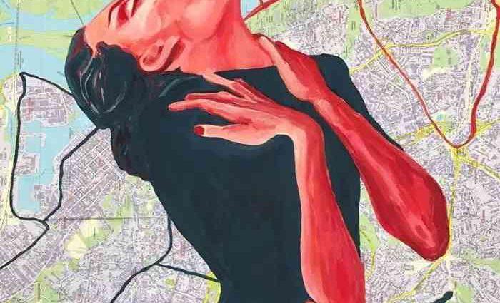 Украинский художник. Кристина Гошовская 1