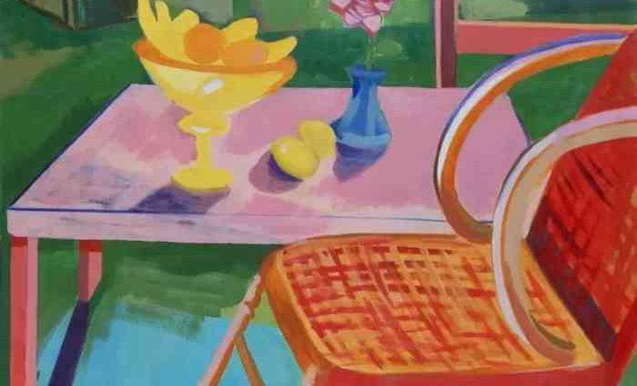 Комбинация эстетических элементов. Patty Rodgers 1