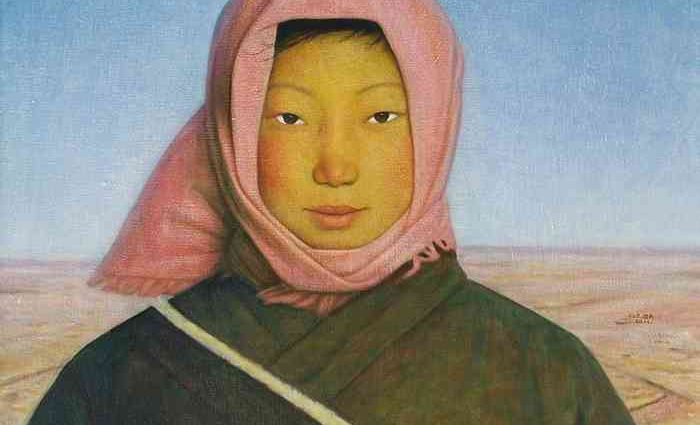 Жизнь чудесной и священной Монголии. Xue Mo 1