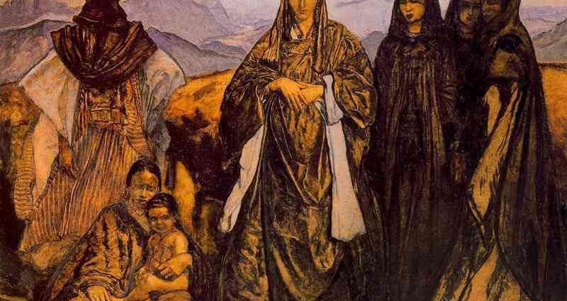 Ориентализм: видение Востока в западной одежде 1