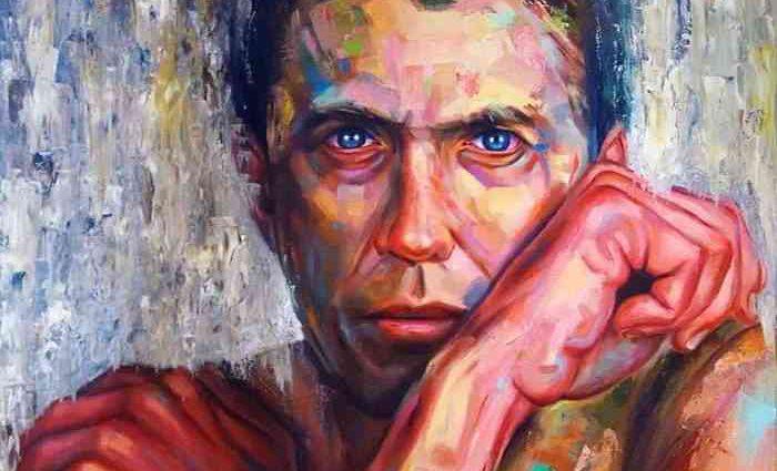 Красочные портреты. Alessio Radice 1