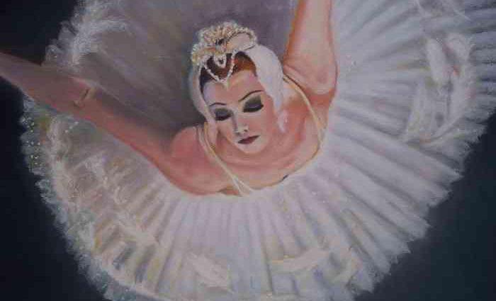 Неутомимая и беспокойная художница. Antonia Contra 1