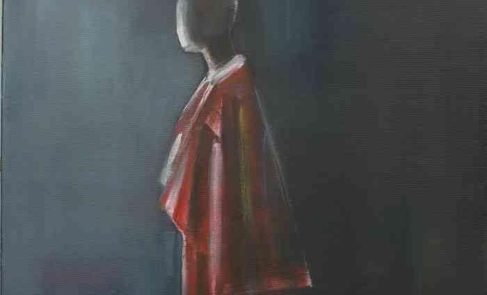 Вьетнамский художник. Bach Nguyen 1