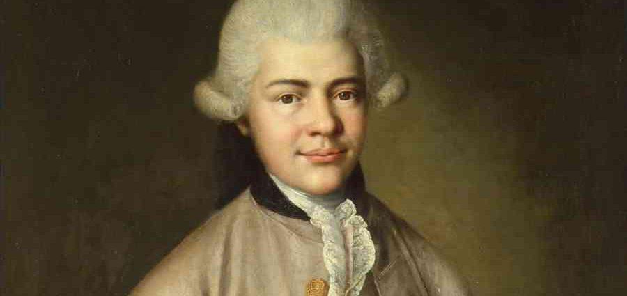 Русские художники 18 века. Мина Лукич Колокольников