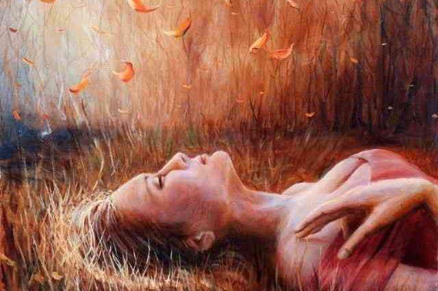 Израильский художник. Natalia Stangrit 1