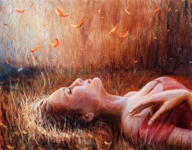 Израильский художник. Natalia Stangrit 3