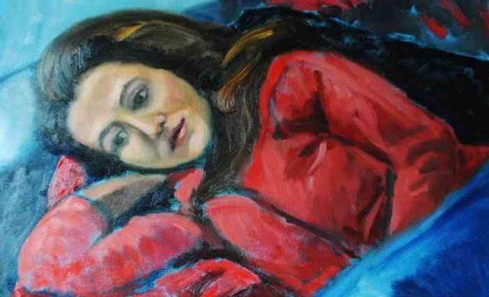 Ню, пейзажи и фигуративные картины. Sylvia Cordeiro 1
