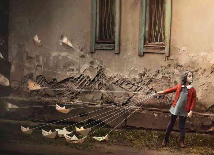 Сомнамбулизм - полуявь-полусон. Ольга Киселёва (фотограф) 12